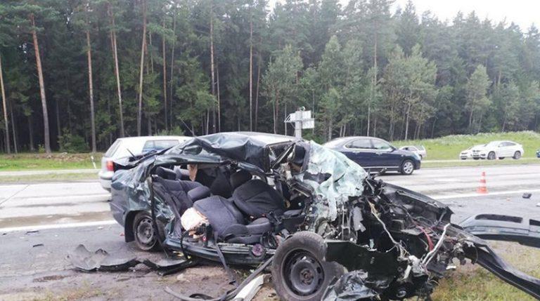 ДТП под Боровлянами: 2 человека погибло, 6 – госпитализировано