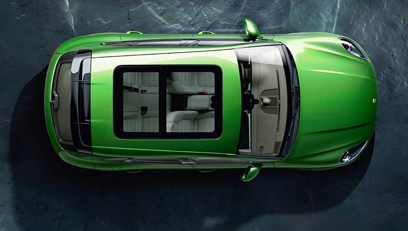 Porsche представляет Macan Turbo с новым 440-сильным мо-тором