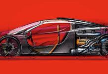 Суперкар от создателя McLaren F1 обрастает подробностями