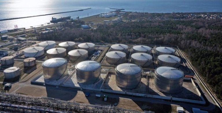 Klaipedos nafta готова импортировать нефть для Беларуси