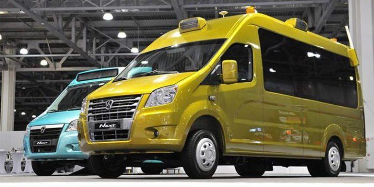 ГАЗ начал тестировать беспилотные автомобили