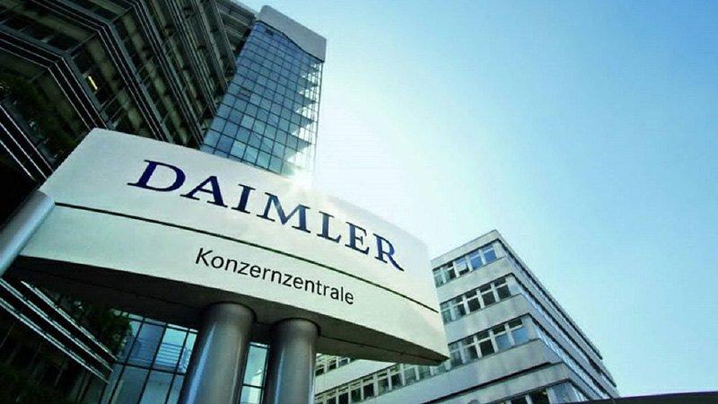 Daimler могут оштрафовать за фальсификацию данных по вредным выбросам