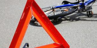 В Бресте разыскивают велосипедиста, сбившего трехлетнего ребенка