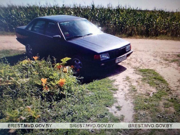 19-летняя девушка угнала автомобиль при помощи отвертки
