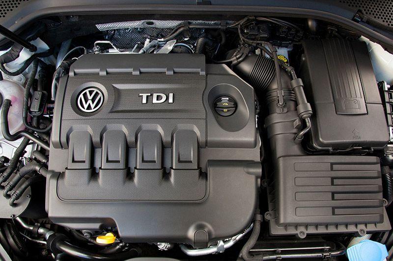 Volkswagen не откажется от дизельных двигателей