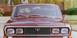 Уникальная Волга ГАЗ-24 производства Fiat