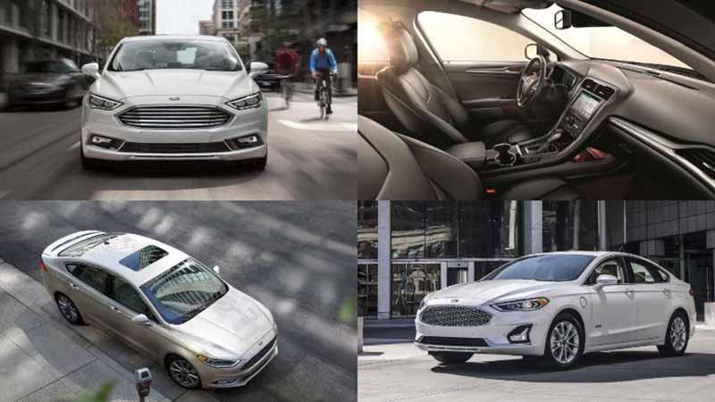Ford отзывает 322 тысяч автомобилей из-за риска возгорания аккумулятора