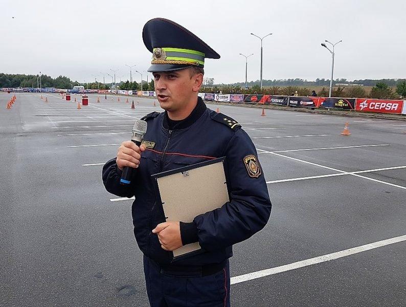 Джимхана 2019 в Барановичах
