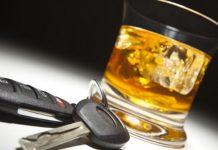 Автослесарь попался пьяным за рулем угнанного авто клиента