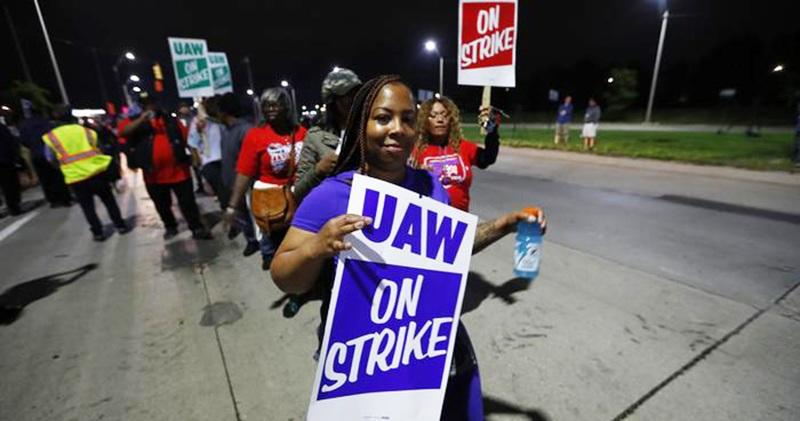 В США начали забастовку почти 50 тысяч сотрудников General Motors