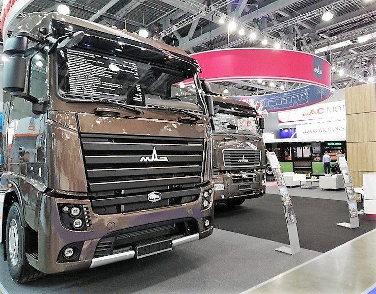 Новые модели Минского автозавода