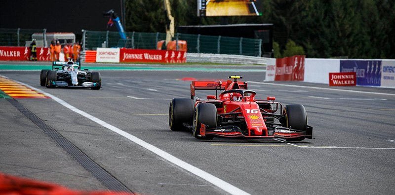 «ФОРМУЛА-1»: Гран-при Германии-2019