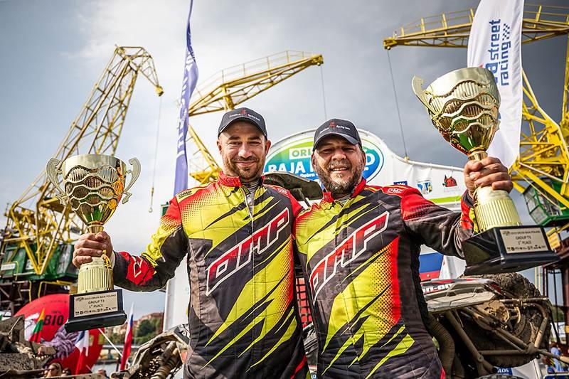 Экипаж ZAVIDOVO RACING TEAM выиграл этап Кубка Мира по Бахам