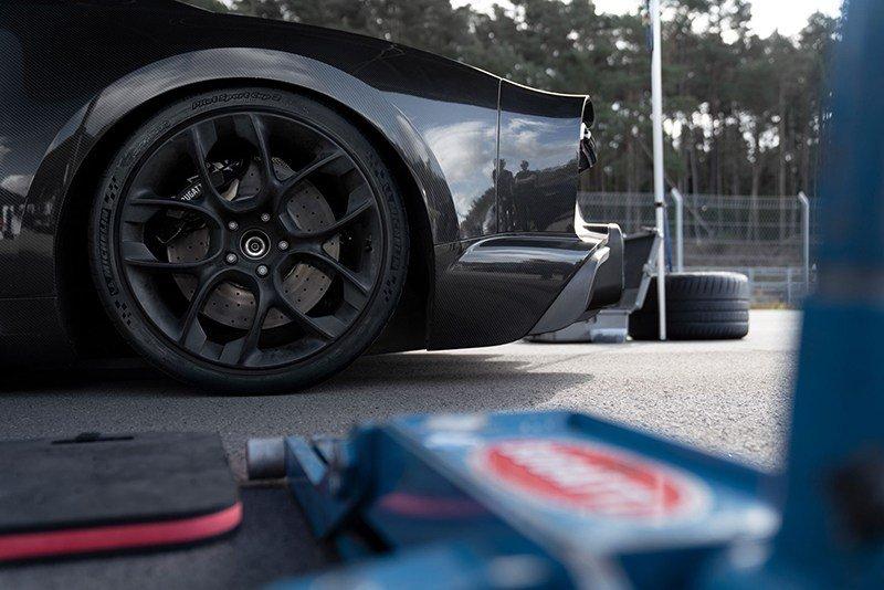 MICHELIN Pilot Sport Cup 2 – самая быстрая в мире серийная шина