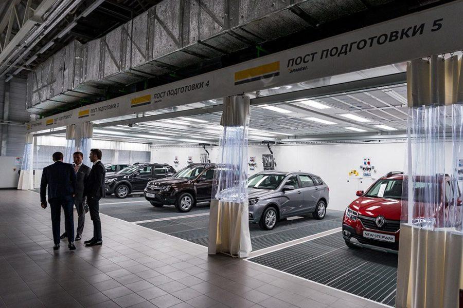 Renault и Lada расширяют присутствие в Беларуси