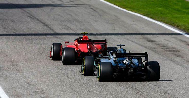 «ФОРМУЛА-1»: Гран-при Италии-2019.