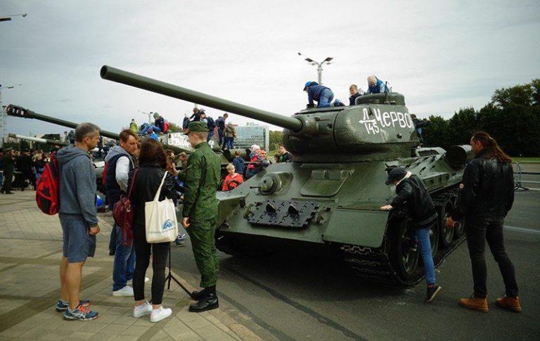 """""""WG Fest: День танкиста"""""""