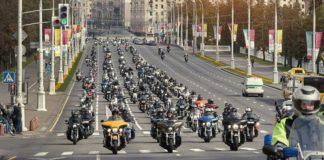 В Минске 13-14 сентября ограничат движение в связи с H.O.G. Rally Minsk