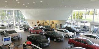 Минус 40 тысяч. Audi к годовщине запустила распродажу в Беларуси
