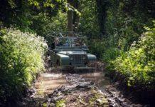Оригинальный Land Rover возвращается на дороги