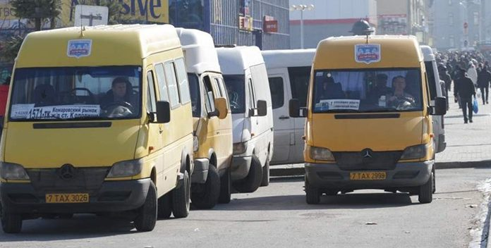 ГАИ усилит контроль за соблюдением правил перевозки пассажиров