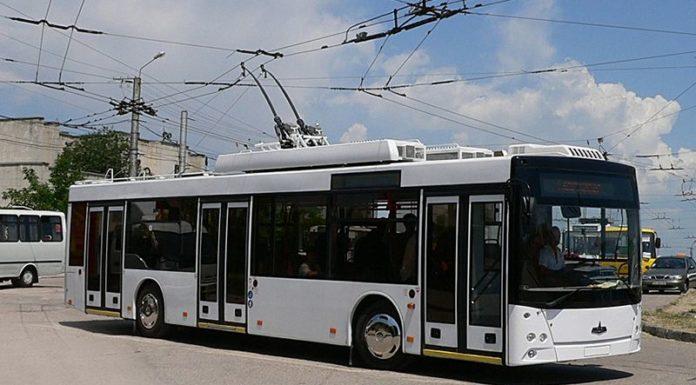 В Минске появятся низкопольные троллейбусы МАЗ 203Т