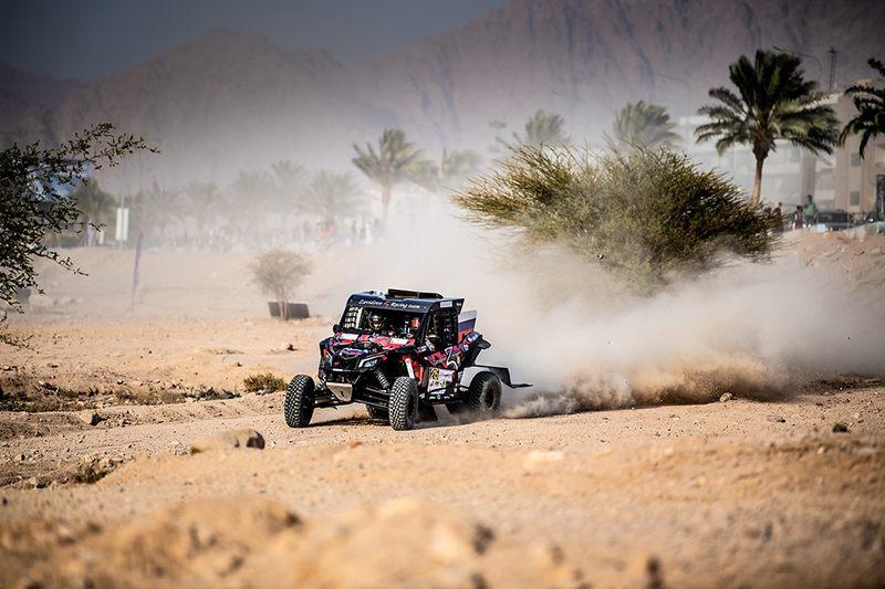 экипаж ZAVIDOVO RACING TEAM победил на этапе Кубка Мира по Бахам в Иордании