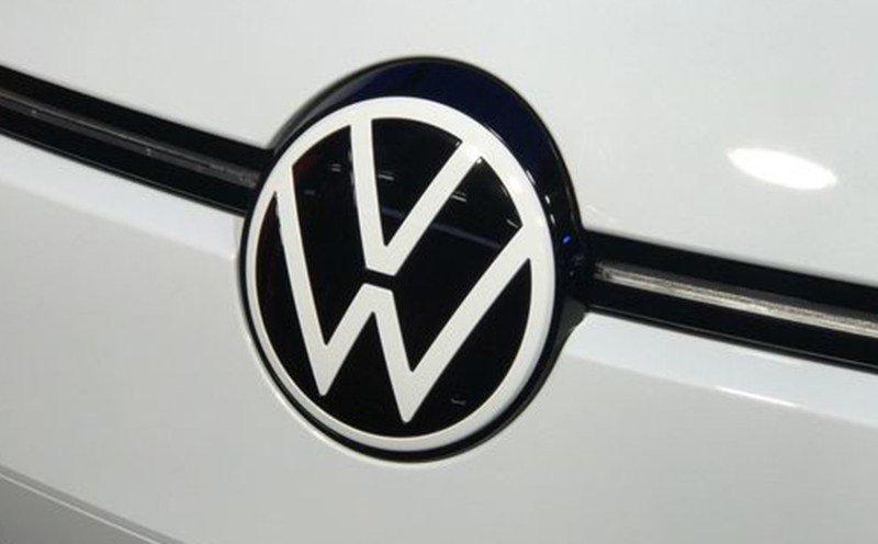Volkswagen представил свой новый логотип