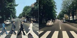 Volkswagen исправил парковку с нарушением на обложке альбома The Beatles