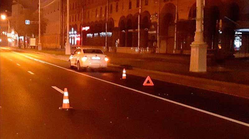 В Гродненском районе насмерть сбит пешеход