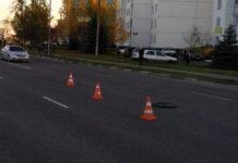 В Жлобине погиб несовершеннолетний велосипедист