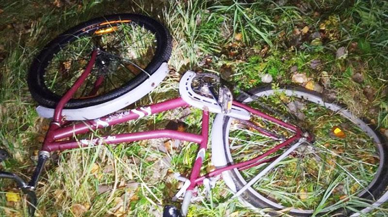 В Столинском районе грузовик сбил 8-ми летнего велосипедиста.