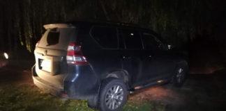 Пьяный россиянин на Toyota Land Cruiser спровоцировал стрельбу