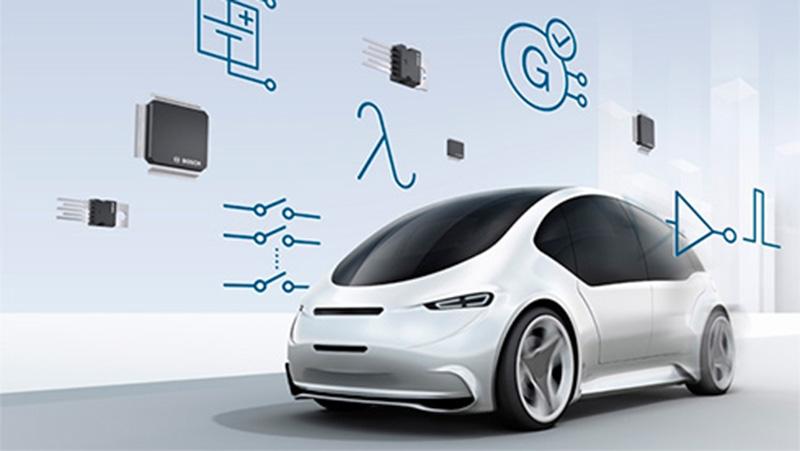 Bosch предлагает использовать взрывчатку для повышения безопасности электрокаров