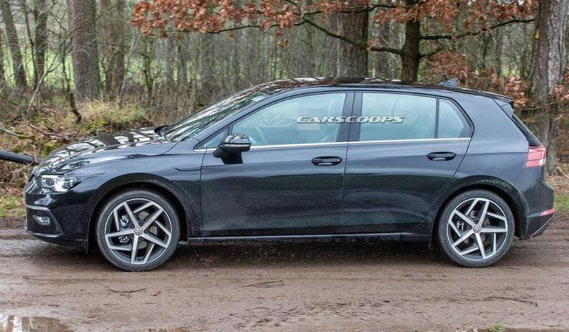 Volkswagen назвал дату премьеры нового Golf