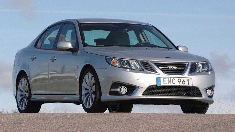 На аукцион выставили последний Saab