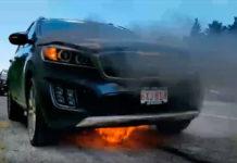 Двигатели автомобилей Hyundai и Kia самовоспламеняются