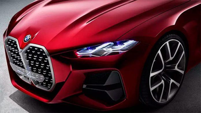 BMW продолжит увеличивать решётку радиатора в новых моделях