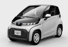 Toyota начинает выпуск миниатюрного электромобиля