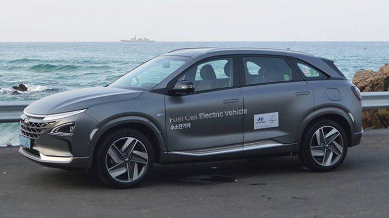Hyundai представил новый бренд для водородных автомобилей