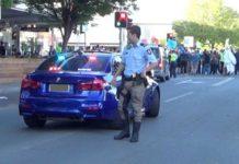 Автопарк австралийской полиции пополнился BMW M3