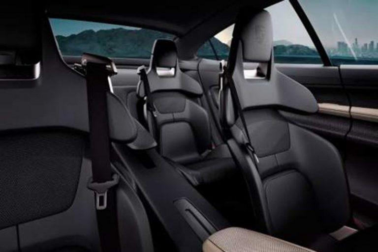 Porsche запатентовала кресло-кровать для водителя
