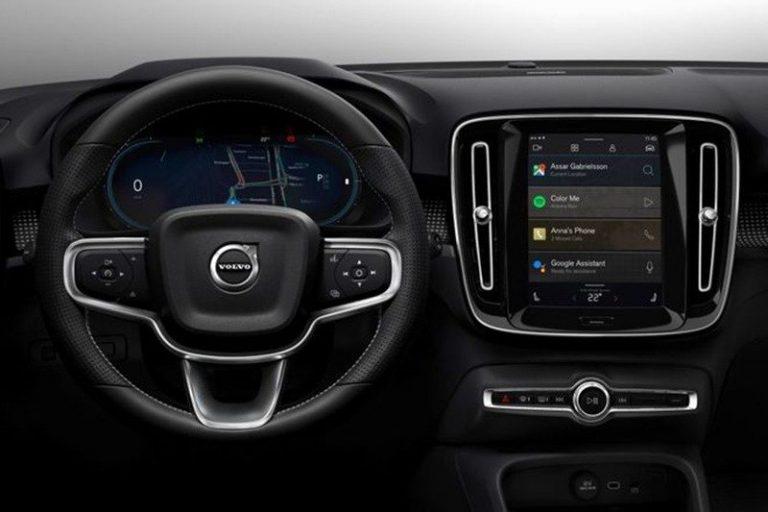 Новый электромобиль Volvo будет работать на Android