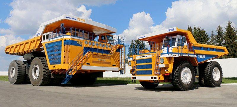 БелАЗ договорился о поставке новой партии техники в Украину