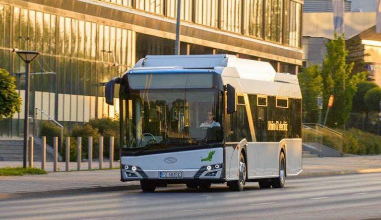 В Европе построят дорогу для подзарядки электробусов в движении