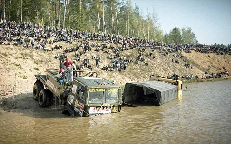 Юбилей Первого Открытого Кубка Беларуси по трак-триалу