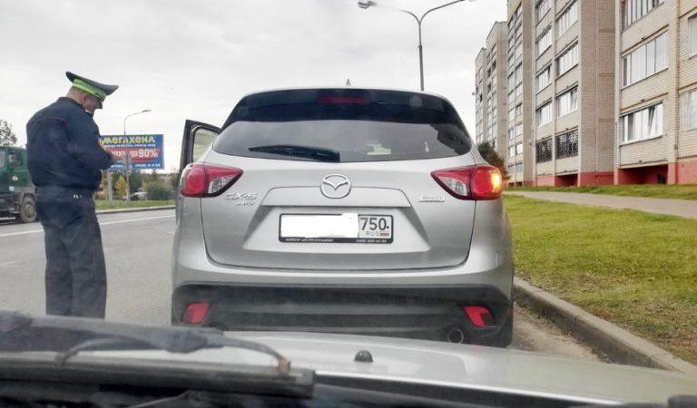 За три дня выявлено 8 автомобилей с поддельными VIN-кодами