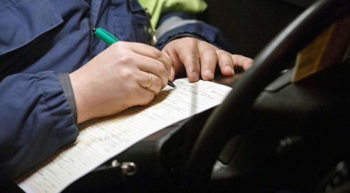 В Лунинецком районе задержан нетрезвый водитель, пытавшийся дать взятку автоинспектору