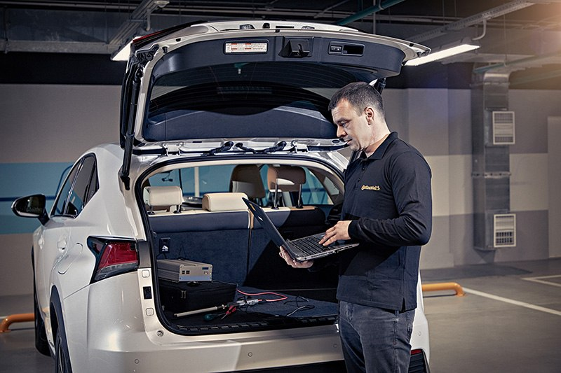 Continental подготовил дистанционно управляемый демо-автомобиль