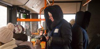 Контролеры будут останавливать общественный транспорт посреди пути